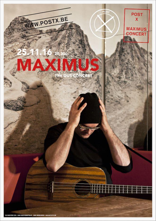 Maximus-affiche