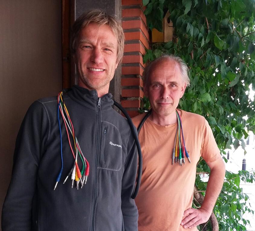 Za 10.10.20<br>Concert<br>Hans Roels & Stefaan Smagghe /<br>Inge van den Kroonenberg