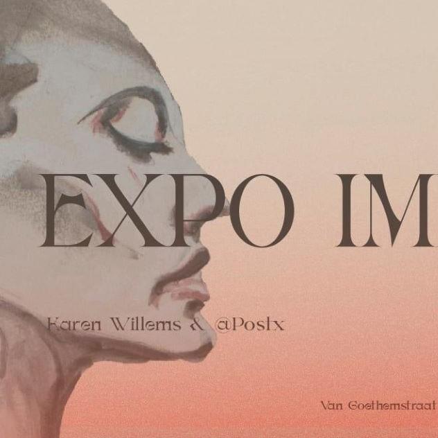 15, 16, 17.10.21<br>PostXTern Expo<br>Karen Willems
